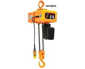 BISON SINGLE PHASE ELECTRIC CHAIN HOIST